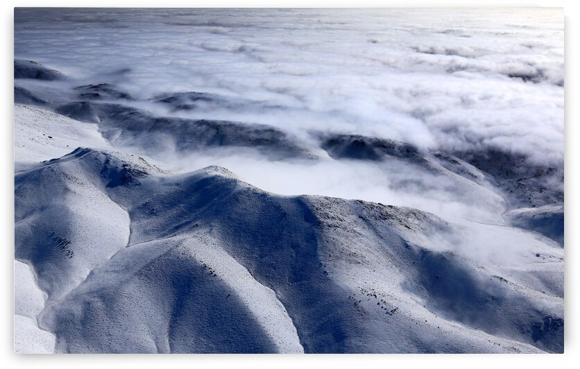 Over the Clouds and Mountains by Evan Petty Photography