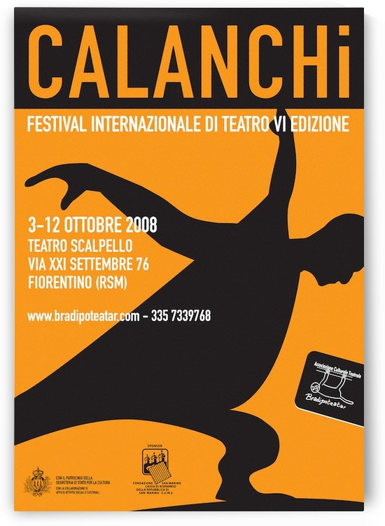 Calanchi by VINTAGE POSTER