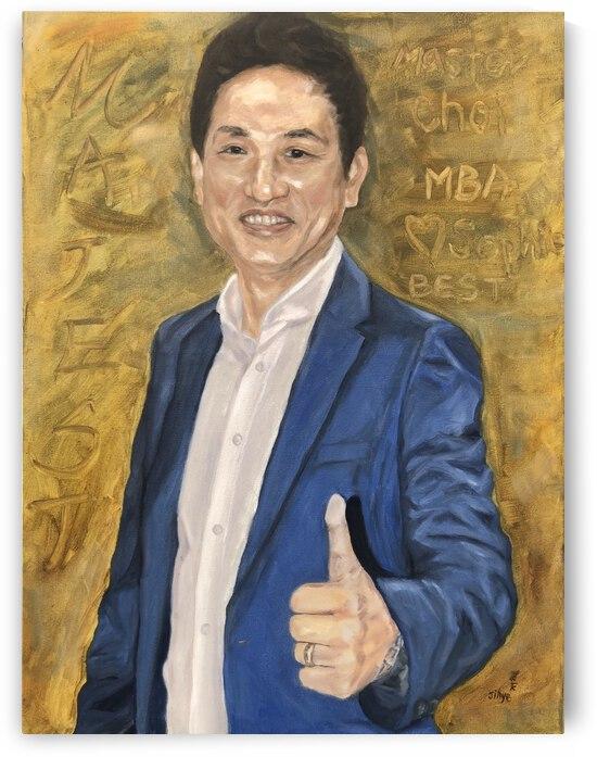 Master Choi Seungmin: MBA MajestLife Long Education Sterling VA by JIHYE DESJADON