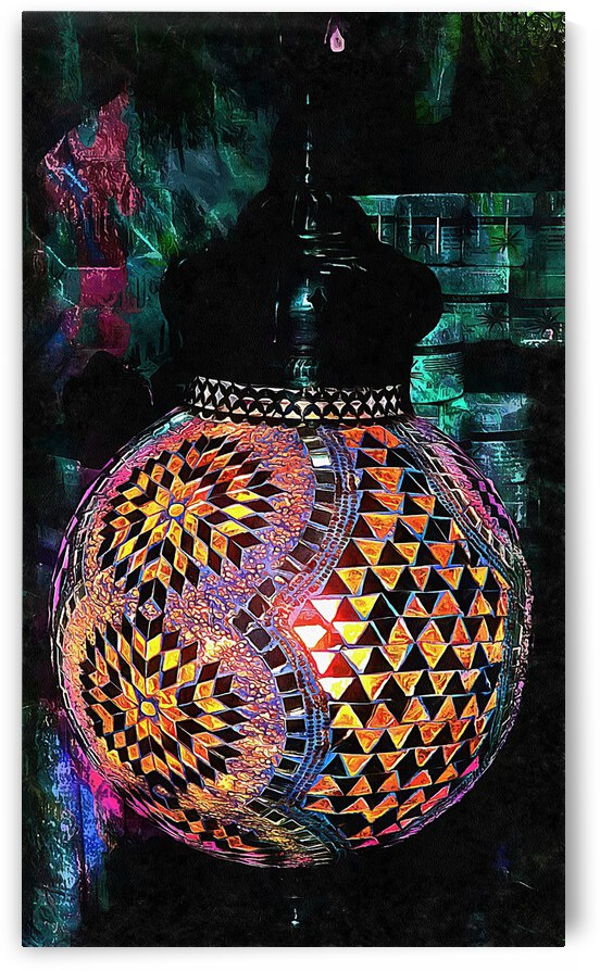 Exotic Oriental by Dorothy Berry-Lound