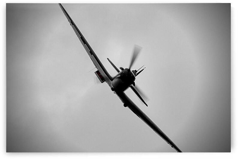 Spitfire High Angle Limited Edition 50 Prints only by BeauCheri