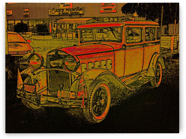 1930 Hudson by COOL ART BY RICHARD