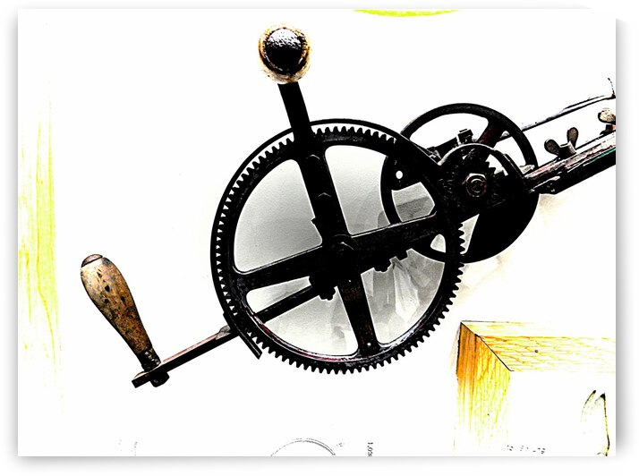 Antique Aspirations Towards Steampunk by Dorothy Berry-Lound