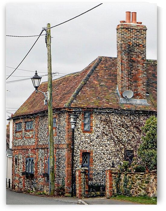 Landmark House Upper Beeding by Dorothy Berry-Lound