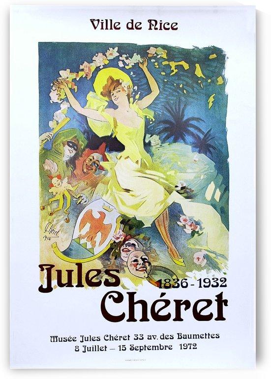 Ville de Nice poster by VINTAGE POSTER