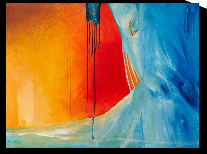 Tsunami by Csaba Kertesz