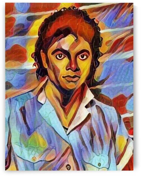 Michael Jackson Art Painting by Invitation Of Creation