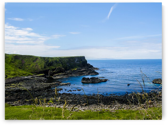 Northern Ireland Coast View II by Andre Luis Leme
