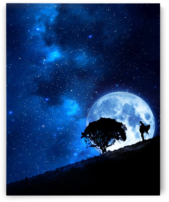 Night Watch Motivational Wall Art by ABConcepts