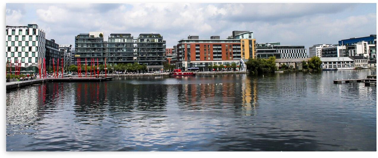 Dublin Docklands by Andre Luis Leme
