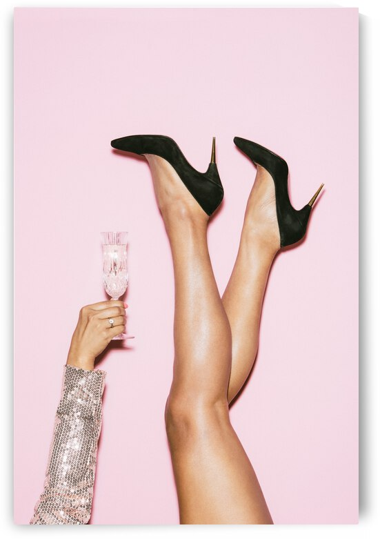 Cheers Disco Heels by 1x
