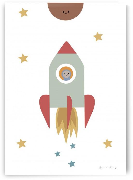 Solar Rocket by 1x