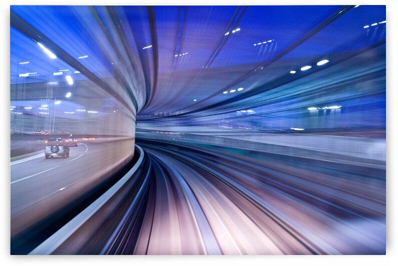 twilight tunnel by 1x
