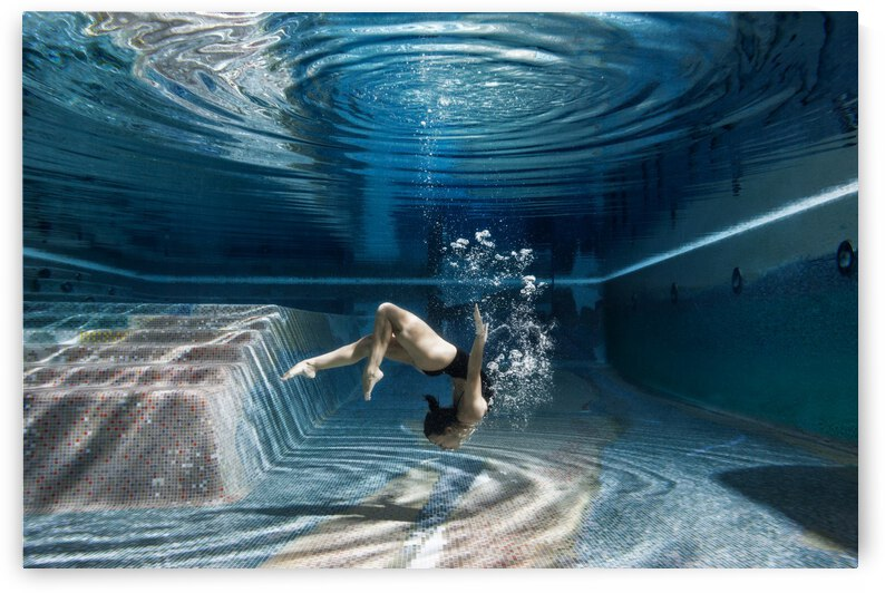 Swimming Inside by 1x