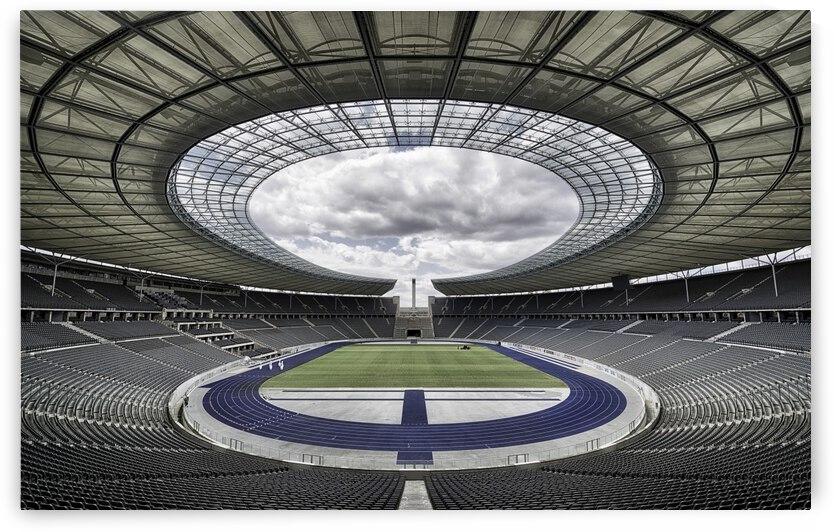 Olympiastadion, Berlin. by 1x
