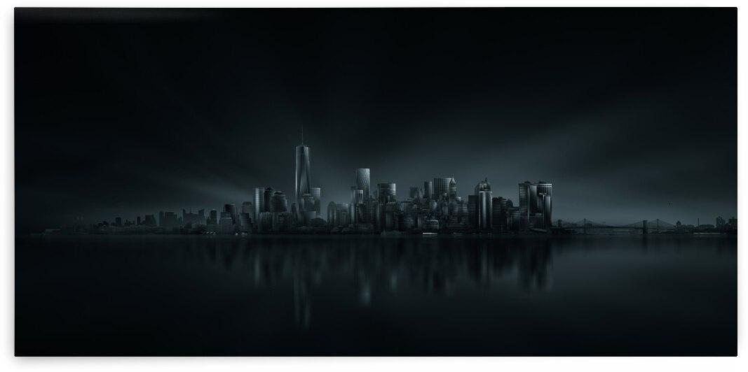 New York Skyline by 1x