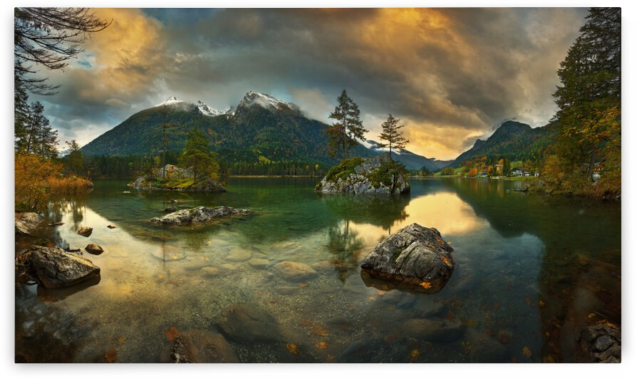 Hintersee.... by 1x
