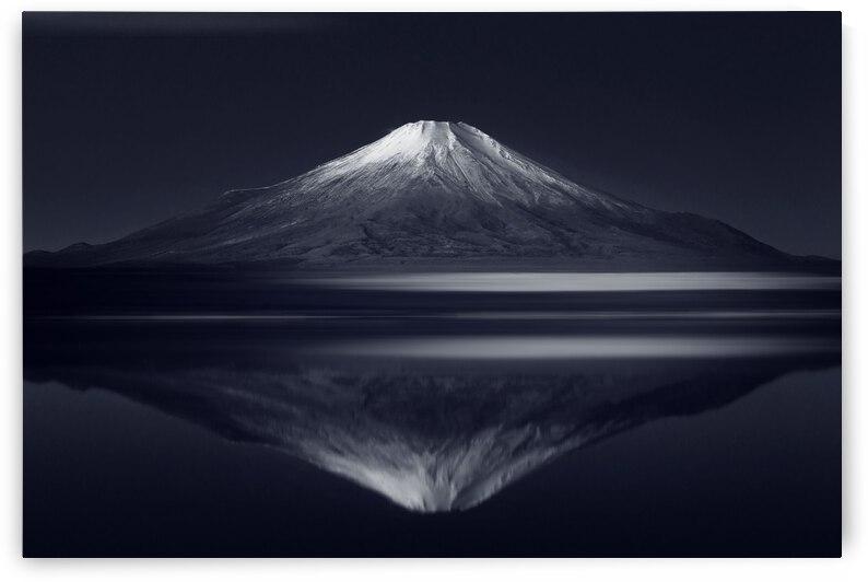 Reflection Mt. Fuji by 1x