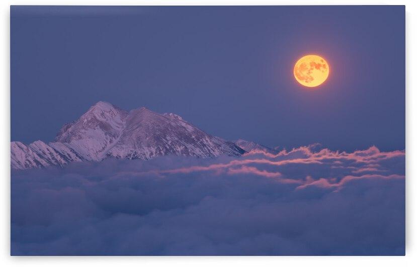 Super moon rises by 1x