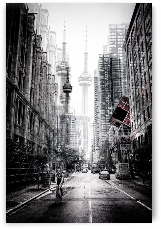 on the streets of Toronto by 1x