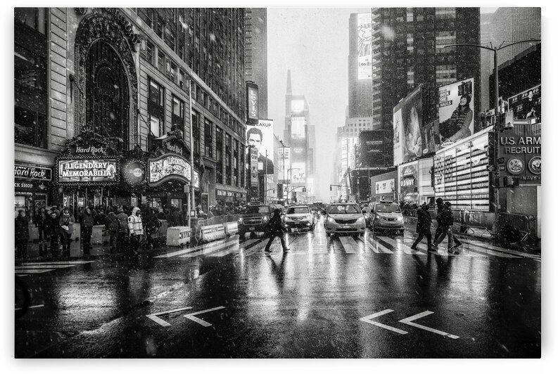 Times Square by 1x