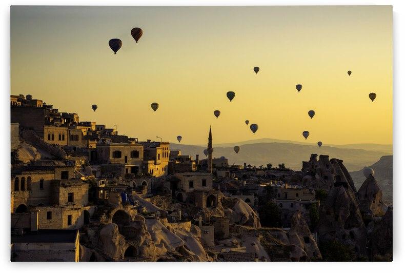 Sunrise over Cappadocia by 1x