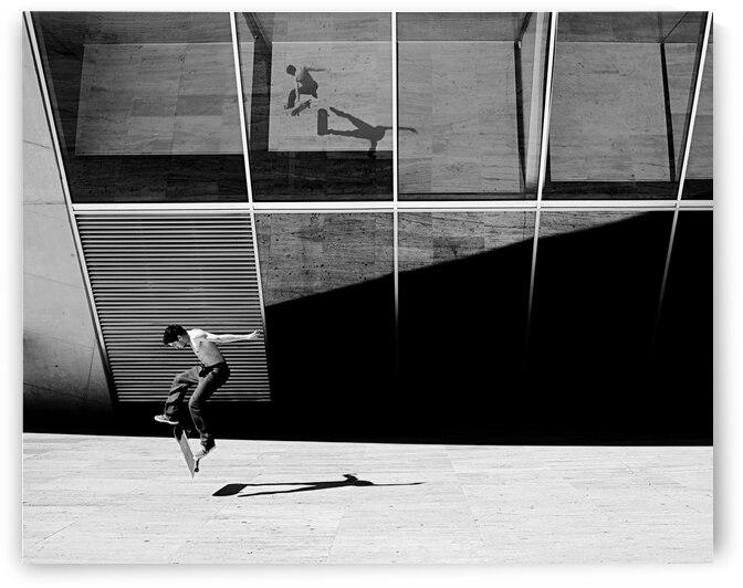 skate rider by 1x