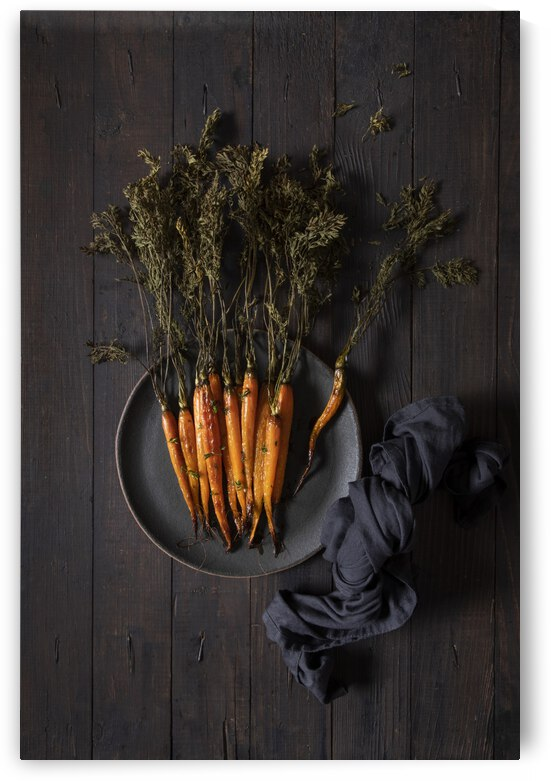 Roasted carrots by 1x