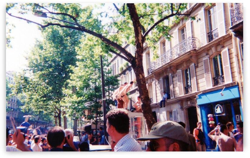 Paris Pride June 1998 1 by Antonio Pappada