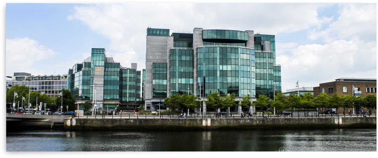 Dublin Docklands II by Andre Luis Leme