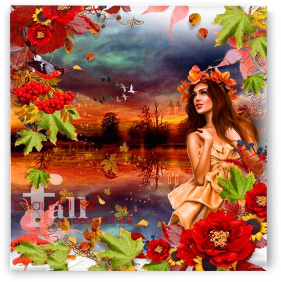 Romantic Autumn  by Cris Rodrigues