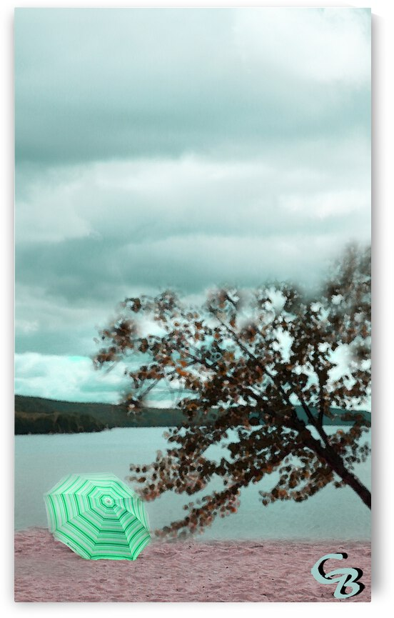 Lac Simon Quebec by Colette Bordeleau