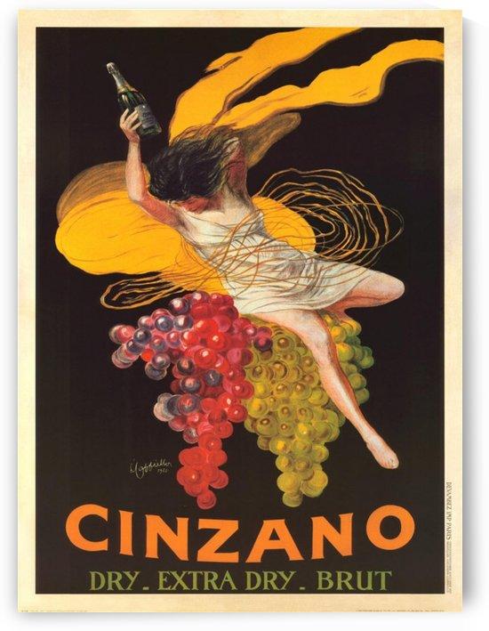 Cinzano Vintage Poster by VINTAGE POSTER