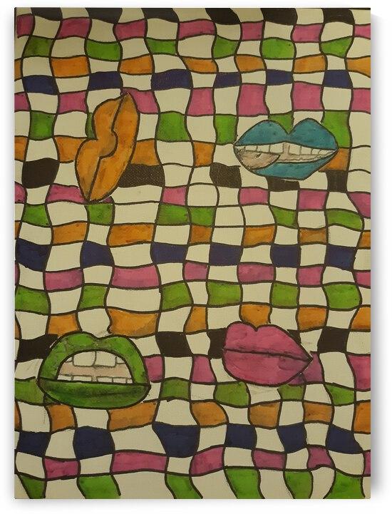 Them Lips Though by Shaunese Johnson