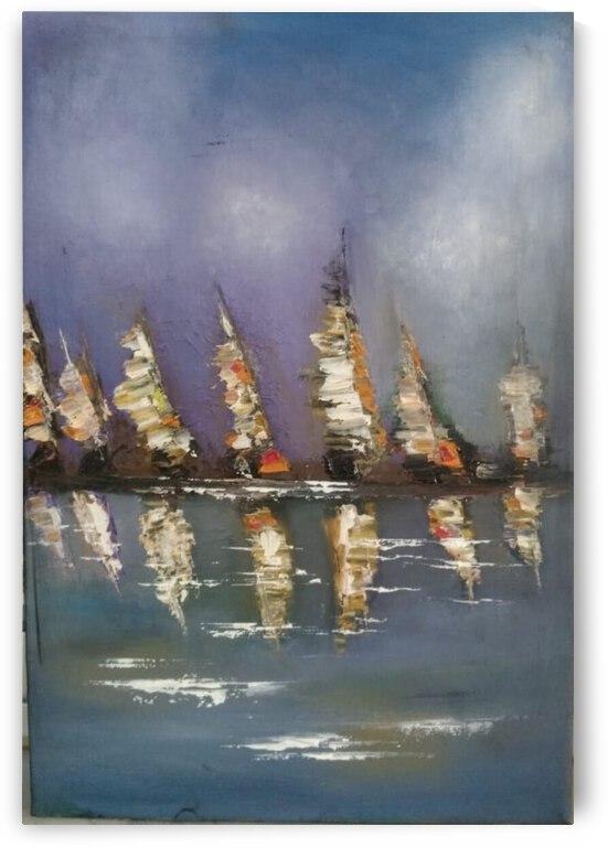 Boats by Tahmina umer