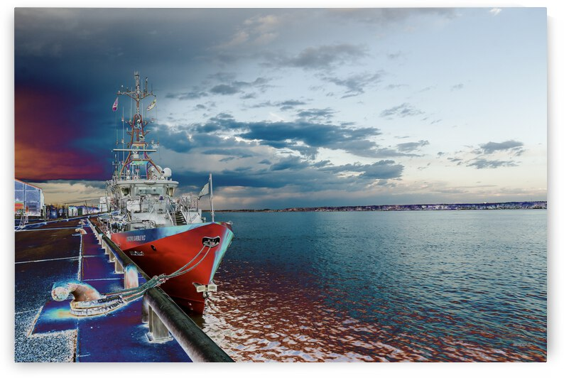 Vieux Trois-Rivieres-3-Collection EXC-S by Sylvain Bergeron Photographies