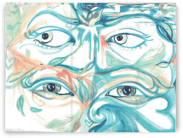 Eyes and Expressions by Lauren V