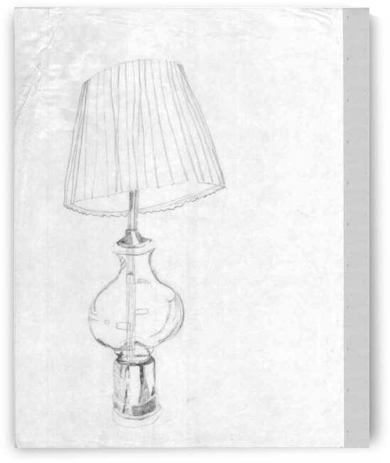 Lamp by Lauren V