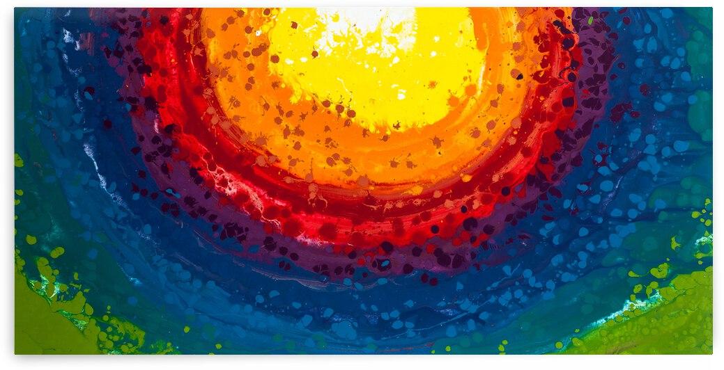 Ringed Rainbow by Dianne Bartlett