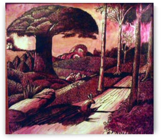 a shoreham scene 1996  by John Baroque