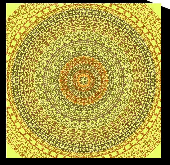 Mandala No.59 by Natasha McGhie