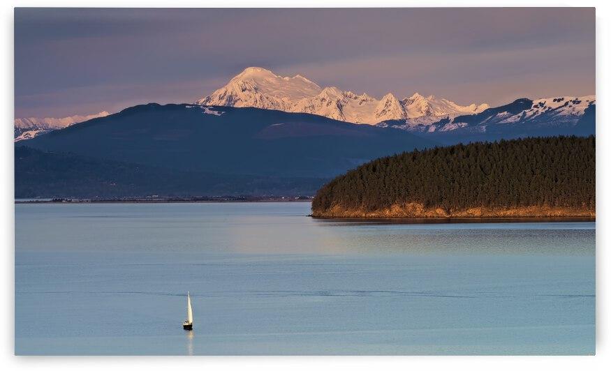 Evening Sail  by Paul Harrett Photography