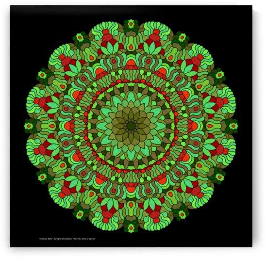 Mandala 2002 by Arpan Phoenix