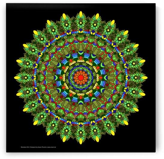 Mandala 2014 by Arpan Phoenix