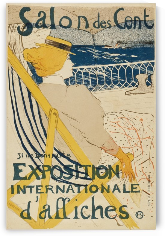 Exposition Internationale daffiches vintage poster by VINTAGE POSTER