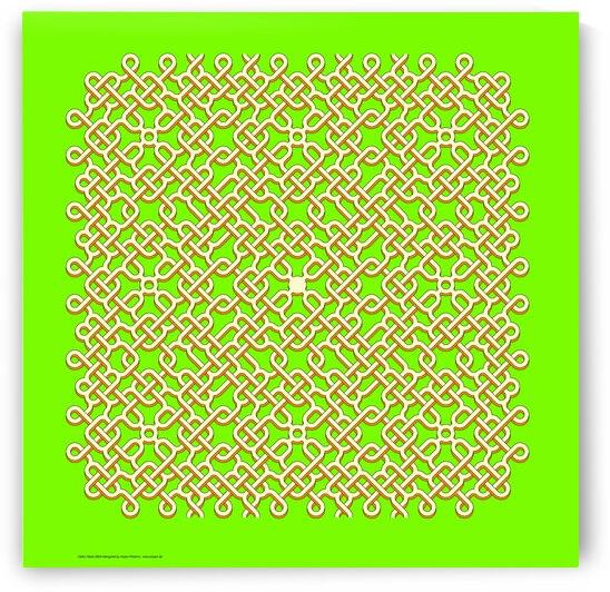 Celtic Maze 3603 by Arpan Phoenix