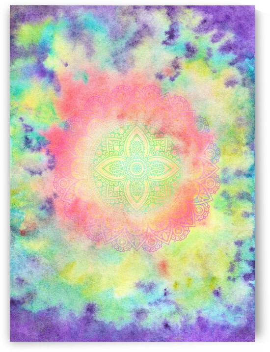 mandala Increase of love by Z sf art