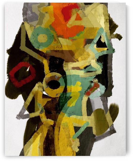 Totem by Ann Saint Gelais