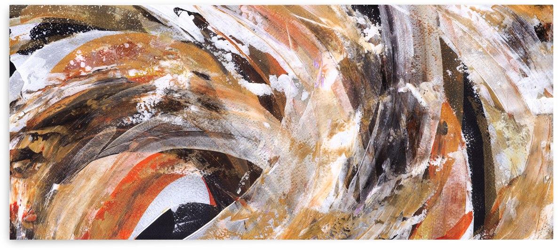 Golden Waves by Z sf art
