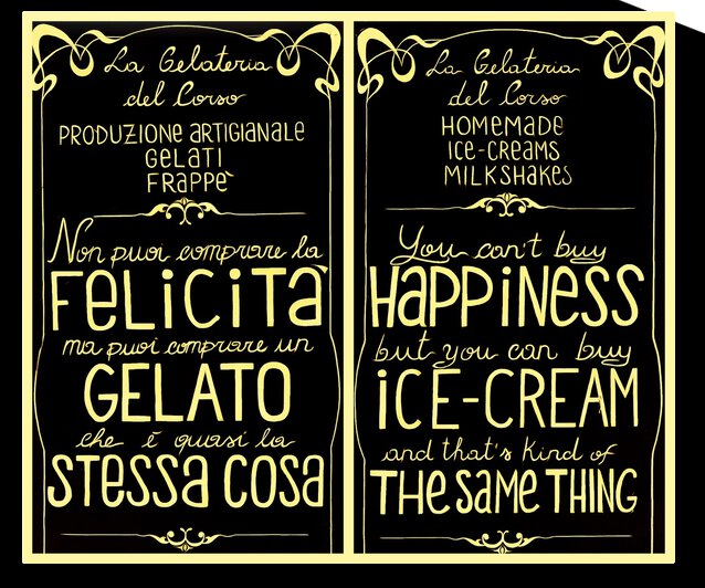 Happiness is Ice Cream by Dorothy Berry-Lound